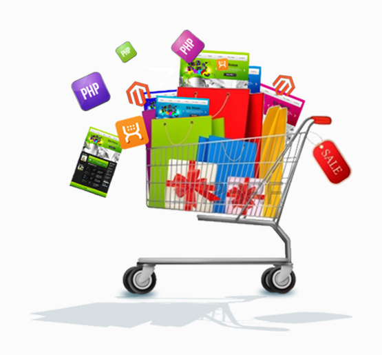 Get Ecommerce website developers in India