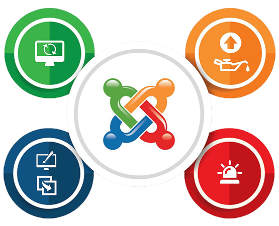 Joomla Responsive Website Design and Web Application Development Services